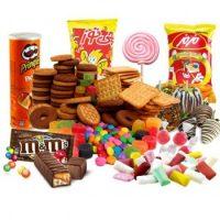 شیرینی و تنقلات