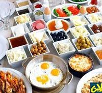 محصولات صبحانه