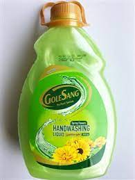 مايع دستشويي صدفي سبز گل سنگ ، 3750 گرمی