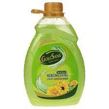 مايع ظرفشويي گليسرينه سبز گل سنگ ، 3500 گرمی