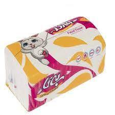 بی تا دستمال کاغذی خرگوشی۵۰۰ برگ