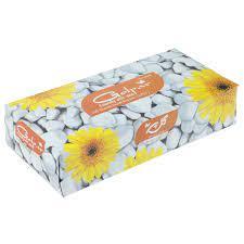 گلپر دستمال کاغذی اقتصادی۱۰۰ برگ