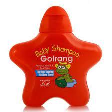 شامپو کودک ستاره اي قرمز گلرنگ 210 ميلی لیتر