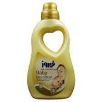 مايع نرم کننده لباس کودک زرد فیروز ، 950 گرم