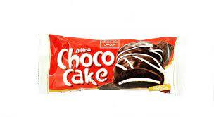 عسل آلبینا شوکوکیک کیک کاکائویی مغزدار۵۰