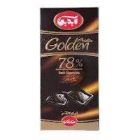 آیدین شکلات گلدن تلخ جعبه ای 78درصد