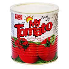 شیرين عسل ماي توميتو رب گوجه فرنگي800 گ