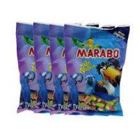 مارابو ژله میکس میوه ای۶۰گرم