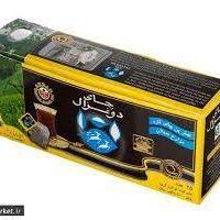 غزال چاي تي بک عطري 25 تايي)کارتن 36 تایی