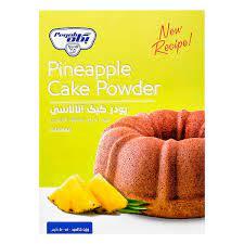 پگاه پودر کیک آناناس نیمه اماده۵۰۰ گرم