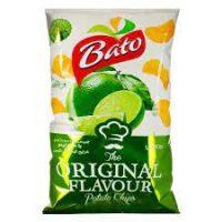 باتو چيپس برگه سيب زميني باطعم ليمو 60 گرم