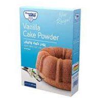 پگاه پودر کیک وانیلی نیمه آماده۵۰۰ گرم