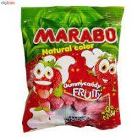 مارابو توت فرنگي50 گرم