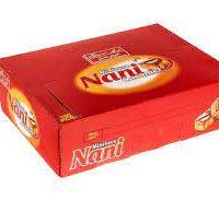 ناني جعبه اي شکلات کارامل روکش شکلات شیری