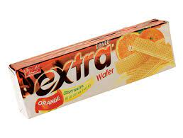 شیرين عسل بيسکويت اکسترا باطعم پرتقال70گرم