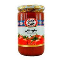 چين چين رب گوجه فرنگي شيشه710 گرم
