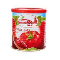 طبيعت رب گوجه فرنگي قوطي800 گرم
