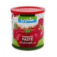 مکنزي رب گوجه فرنگي قوطي800 گرم