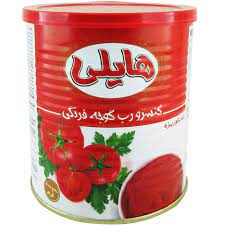 هايلي رب گوجه فرنگي قوطي800 گرم