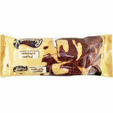 شیرین عسل کیک مورنینگ وانیلی کاکائویی۱