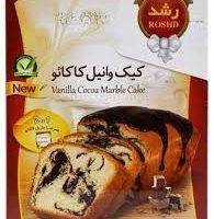رشد پودر کیک وانیل کاکائو۵۰۰گرم